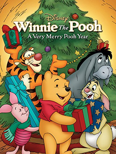Winnie The Pooh: A Very Merry Pooh ()