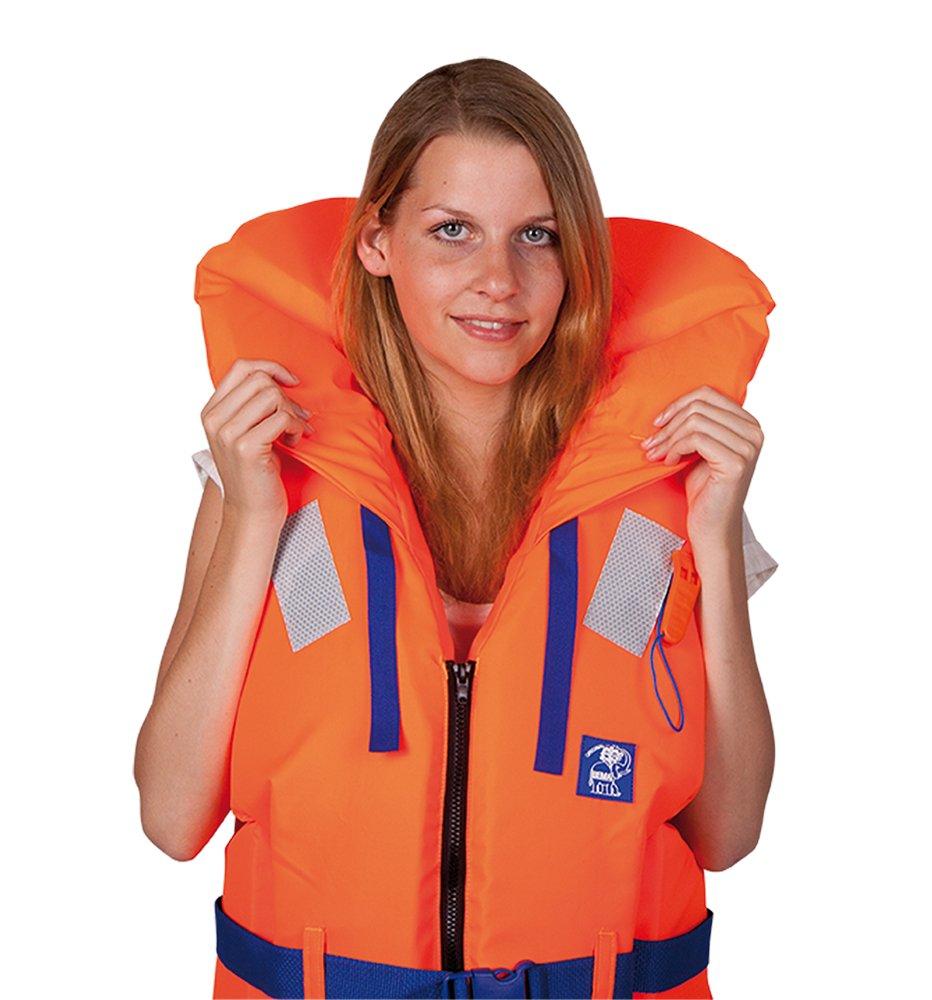 Happy People 18040 - Bema, Rettungsweste, Erwachsene, Größe XL, orange