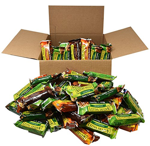 Office Snacks Nature Valley Bars Bulk Variety Pack (120 2-Packs) - Office Snacks, School Lunches, Meetings by Blue Ribbon (Image #3)