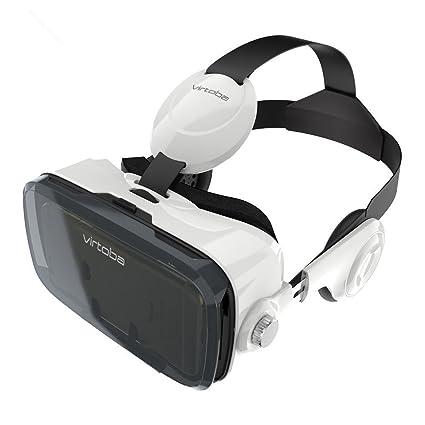 Virtoba X5- VR Gafas 3D Auriculares glasses realidad virtual para 4.0 - 6.0 inch Android