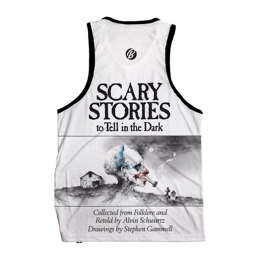 Beloved Shirts Scary Stories Mens Tank