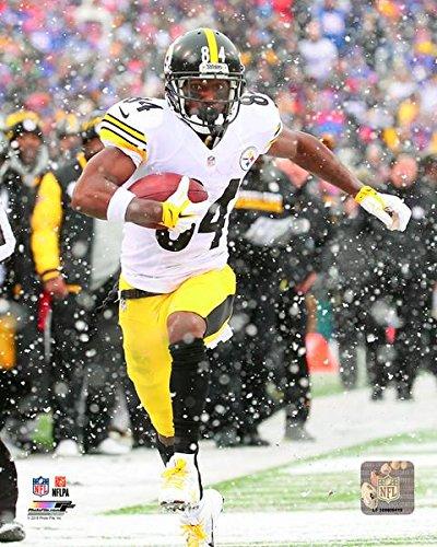 Antonio Brown Pittsburgh Steelers 2016 Actions Photo (11
