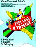 Free to Be...a Family, Marlo Thomas, 0553052357