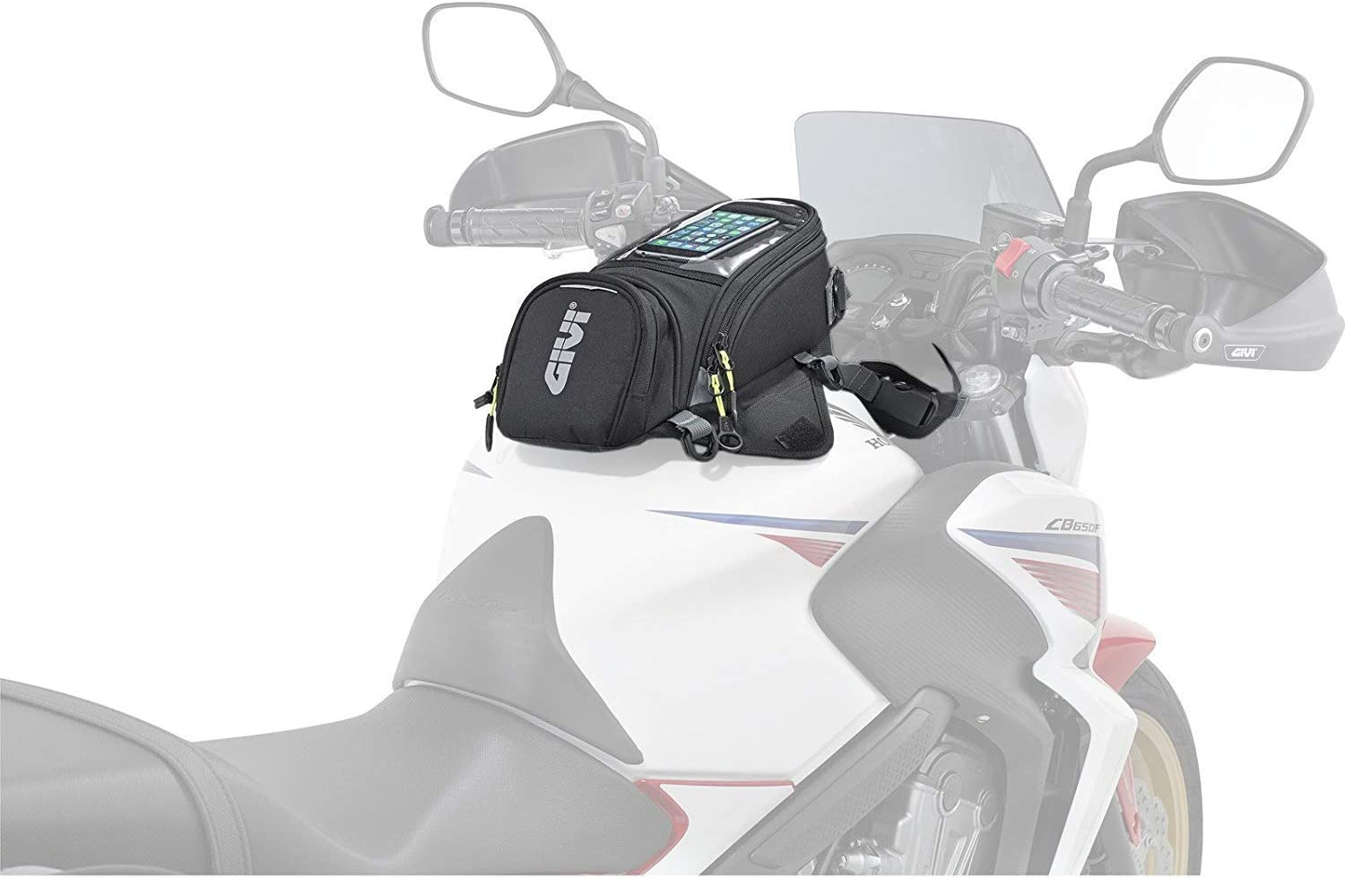 Givi Ea106b Universal Tank Backpack With Magnets 6 Litres Auto
