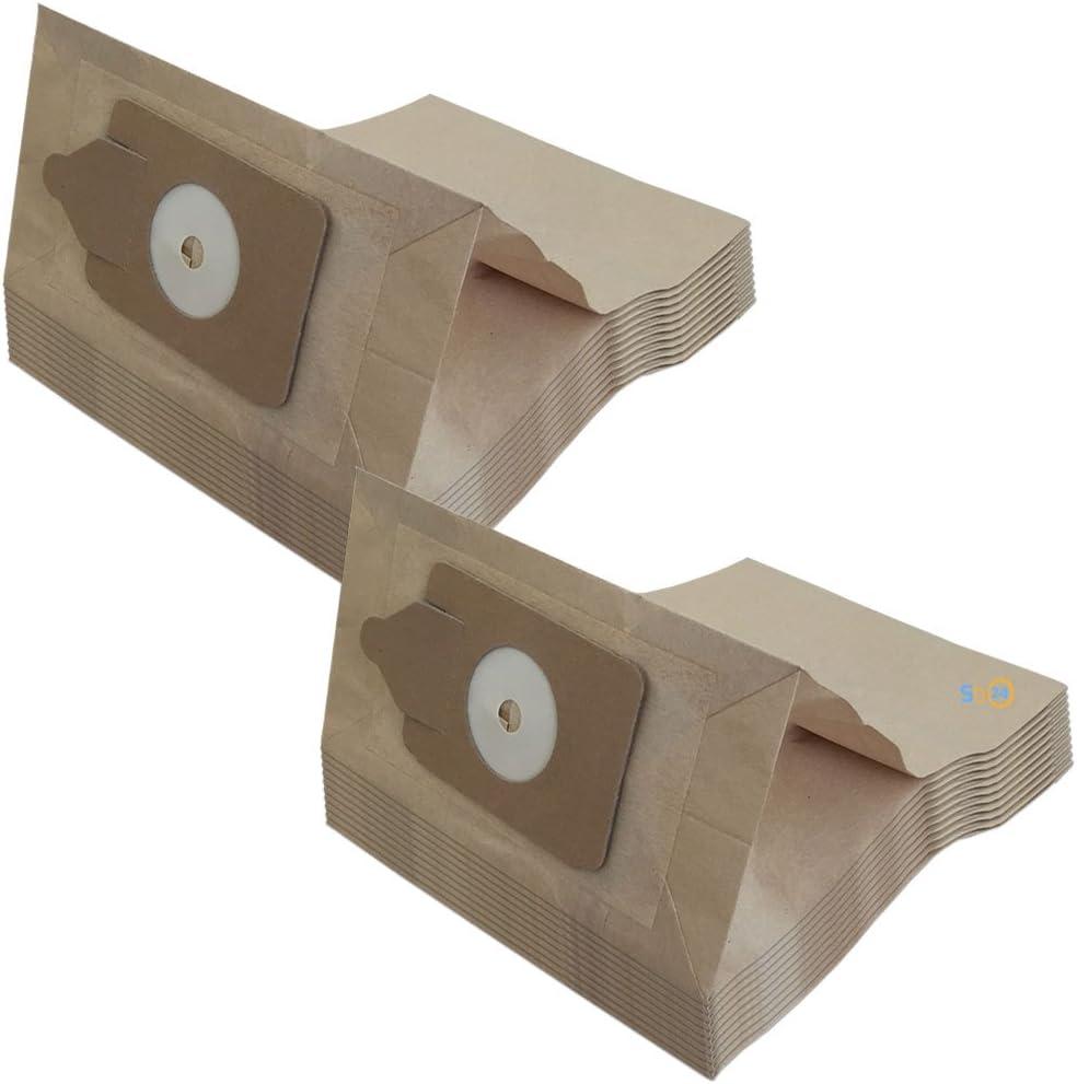 NVM1C2 hoover poussière sacs pour aspirateur numatic henry extra henry HVR200 10 x NVM1B NVM1C
