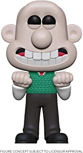 Funko Pop! Animation: Wallace & Gromit - Wallace