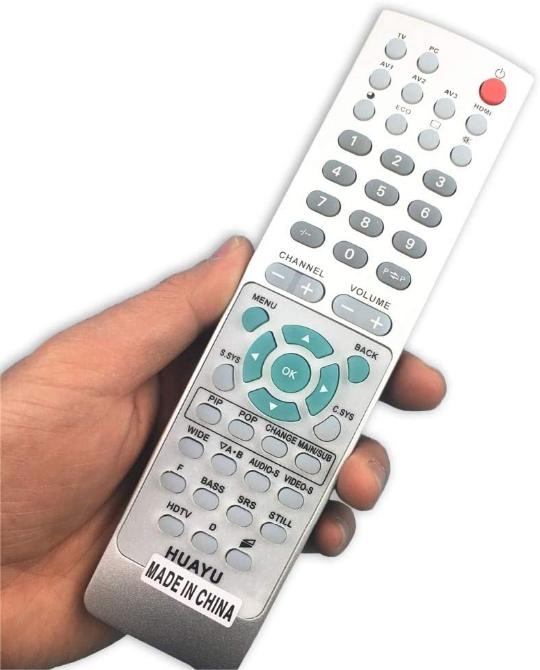 Elinke - Mando a Distancia para televisor Inteligente Sanyo 3D ...