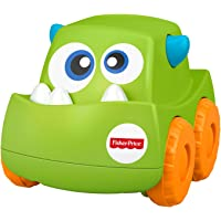 Fisher-Price Infant Infantil Mini Monster Truck - Verde 6m-36m Ghb11 Baby Toy