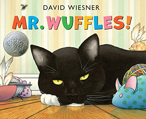 - Mr. Wuffles! (Caldecott Medal - Honors Winning Title(s))