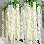 Artificial-Flowers-Silk-Wisteria-Home-Fashion-Artificial-Hydrangea-Party-Romantic-Wedding-Decorative-Silk-Garlands-of-6pcs-30cm-milk-white