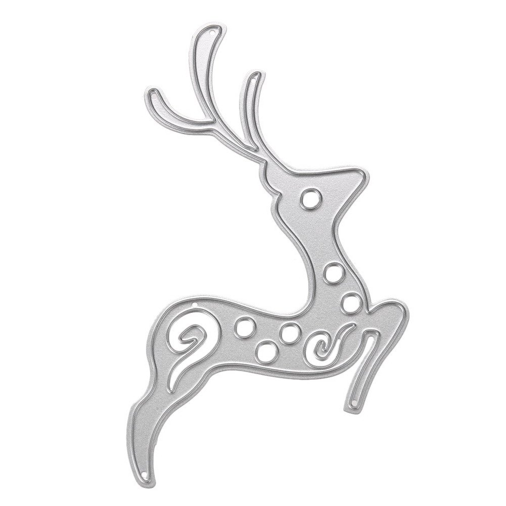 Reindeer Cutting Dies