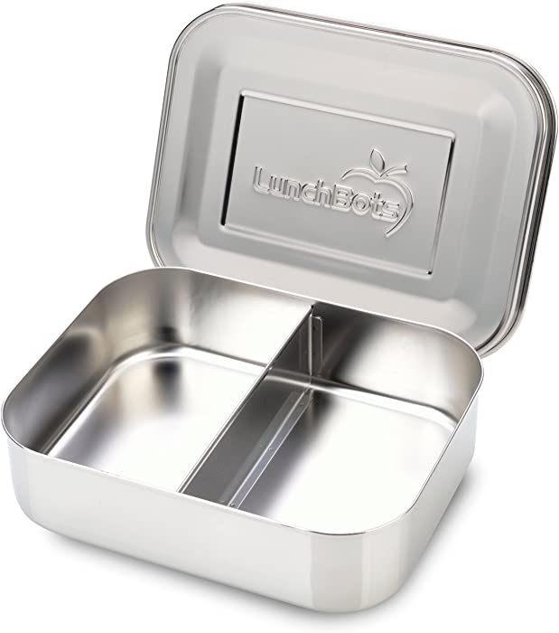 Top 9 Lunchbots Duo Stainless Steel Food Container Stainless Steel