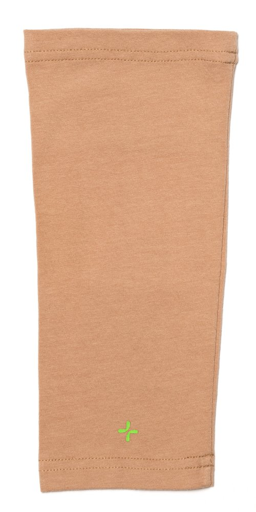 Care+Wear Long Ultra-Soft PICC Line Cover, 17''-19'', X-Large, Camel by Care+Wear