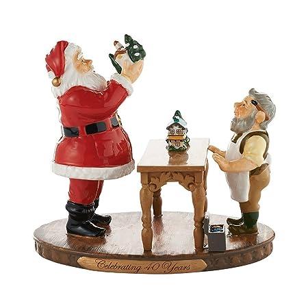 Department 56 Snow Village Santa Comes To Town, 2016