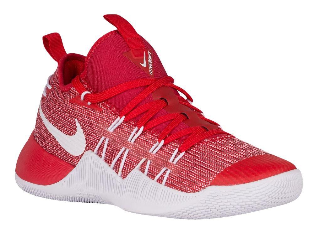 [ナイキ] Nike Hypershift - メンズ バスケット [並行輸入品] B0719SRWZX US18.0 University Red/White