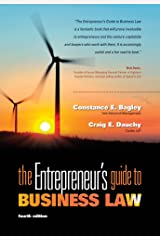 The Entrepreneur's Guide to Business Law Kindle Edition