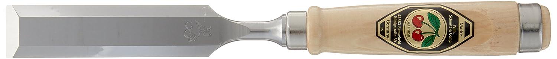 14mm Kirschen Stechbeitel mit Wei/ßbuchenheft