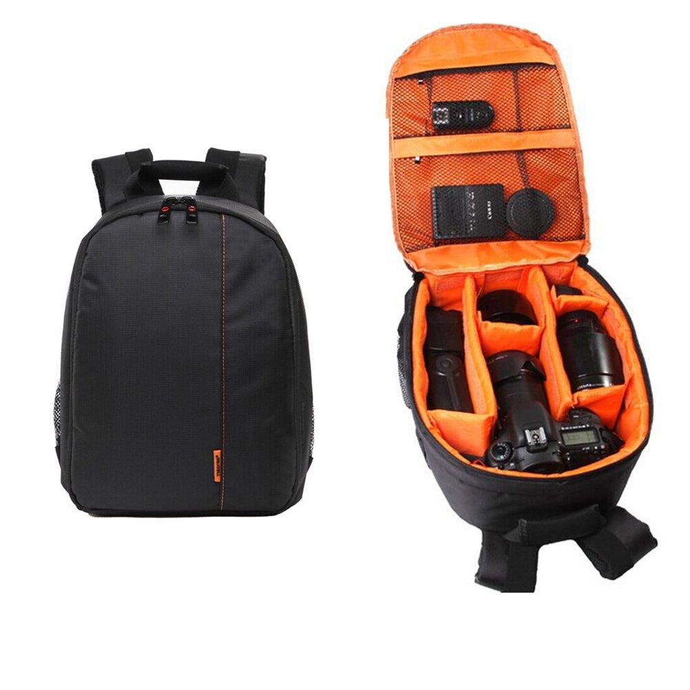 Cámara réflex digital mochila, ledmomo resistente al agua a prueba ...