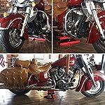 GOTOTOP-Ponte-Sollevatore-MotociclettaMoto-Cric-Idraulico-ConStandsMartinetto-Idraulico-Sollevatore-cric-per-motociclettecapacita-Fino-a-500-kg