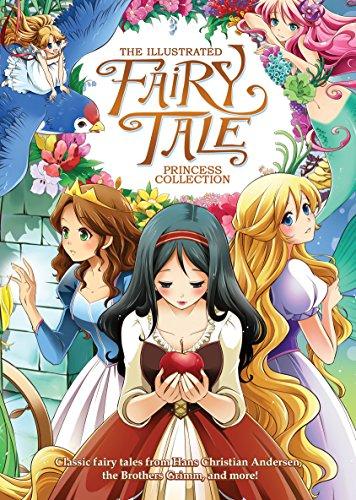 Disney Classic Princesses (The Illustrated Fairy Tale Princess Collection (Illustrated Classics Book)