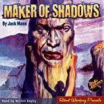 Maker of Shadows | Jack Mann