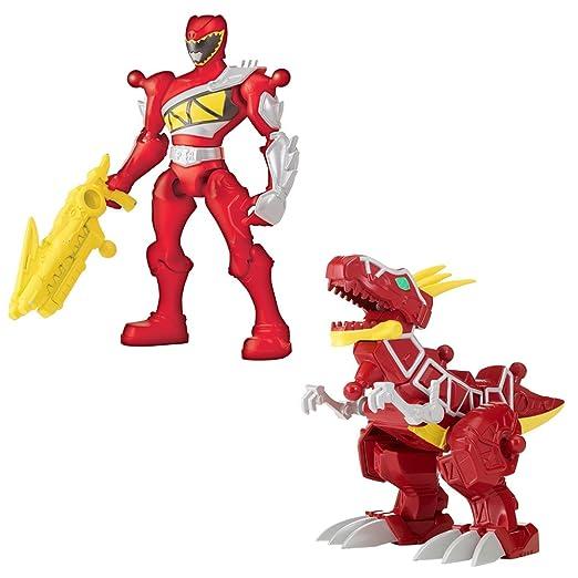 2 opinioni per Power Rangers : Mixx 'N' Morph – Dino Charge – Rosso Ranger Con T-Rex Zord