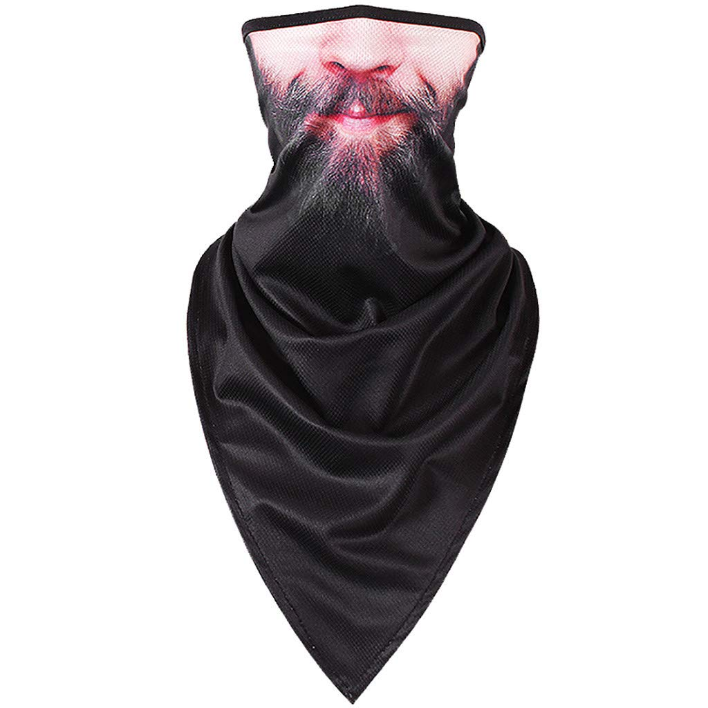 triangle Face Mask for Cold Winter Weather Masks Motorcycle Balaclava for Outside Sports Cycling Hunting Climbing