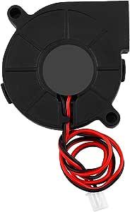 Vbestlife Ventilador de Impresora 3D Ventilador de Enfriamiento DC ...