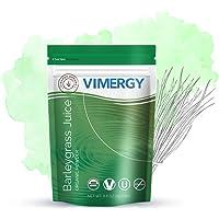 Vimergy USDA Organic Barleygrass Juice Powder (250g)