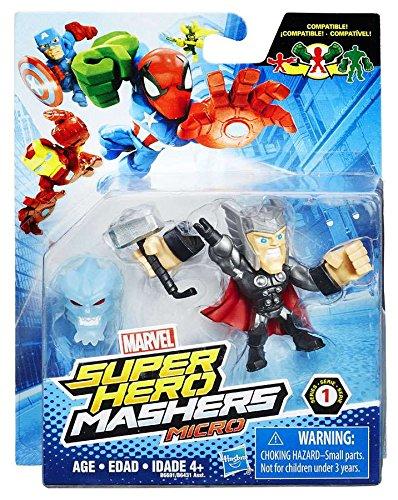 Marvel Super Hero Mashers Micro Series 1 Thor 2 Inch Figure