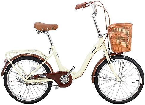 GAODI Bicicletas Hombres Ciudad de Coche y la Movilidad Mujeres ...
