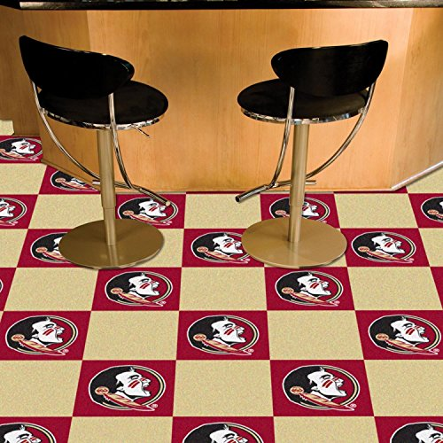 Florida State University Carpet (Team Carpet Tiles Florida State University 18