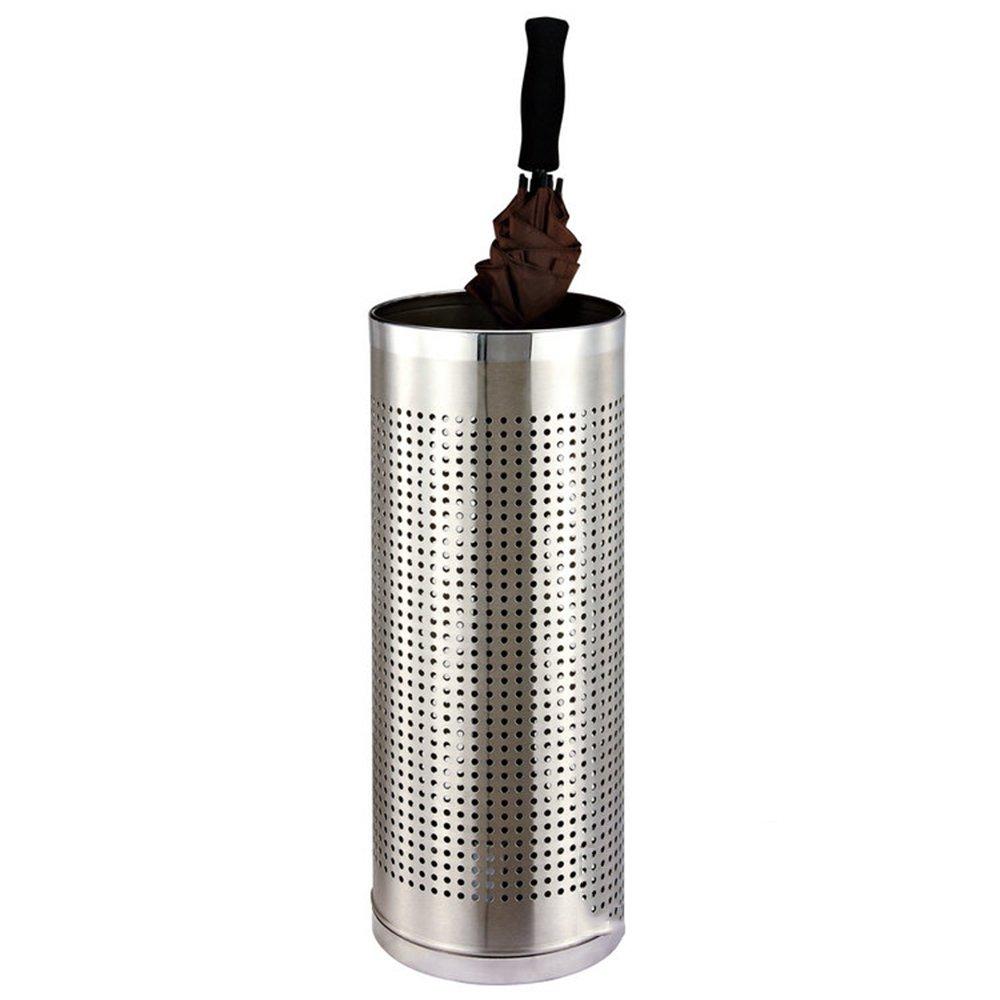 QFFL yusanjia 傘のホルダー/傘のストレージバレル/プラス厚いステンレス鋼/多目的ストレージバレル/ 22 * 57.5CM 屋外傘立て ( 色 : C ) B07CB4FDSLC