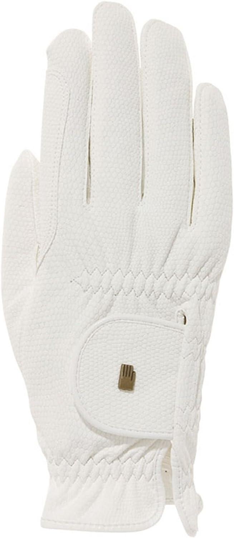gants d/équitation ROECKL FUNKTION caramel taille 8