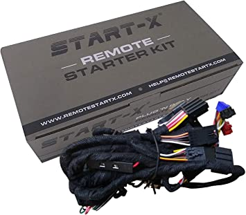 Start-X Remote Starter for Chevrolet Silverado 07-13 /& GMC Sierra 07-13 3 X Lock to Remote Start Plug N Play