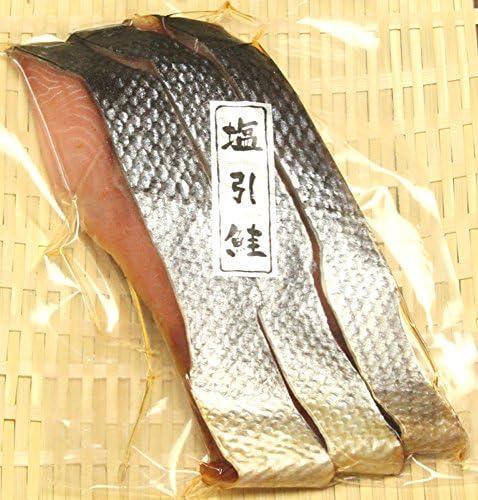 【お歳暮】新潟村上の塩引き鮭 切り身 3切入り×2点セット