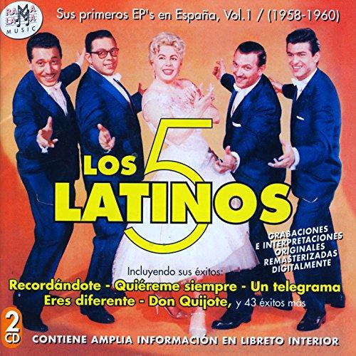 Varios Artistas Stream or buy for $9.49 · Los Cinco Latinos. Sus Primero.