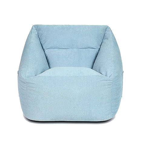 Amazon.com: Beanbag Single Bedroom Lazy Sofa Modern Mini ...