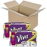 VIVA Choose-A-Sheet Paper Towels ICNZJU, 48 Giant Rolls