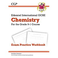 New Grade 9-1 Edexcel International GCSE Chemistry: Exam Practice Workbook (includes Answers) (CGP IGCSE 9-1 Revision)