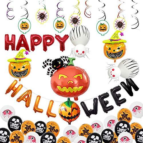 Globos para Fiestas de Halloween