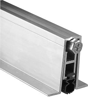 Pemko Aluminum Automatic Door Bottom Clear Anodized Insert 1932