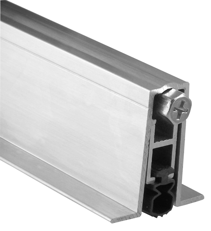 supply sweeps bottom murray sil duty company doors hardware hvy weatherstripping vinyl sweep door index jsp