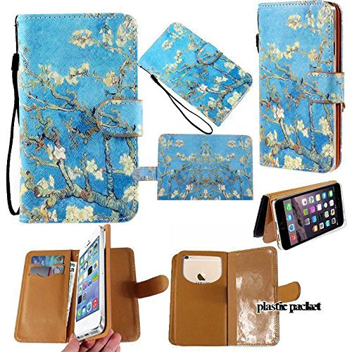 Universal PU Leather Purse/Clutch/Pouch/Wallet Fits Apple Sa