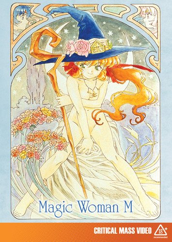 Magic Woman M - Dvd English Magic