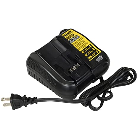 DeWALT DCB107 12V/20V MAX Lithium Ion Charger (Bulk Packed)