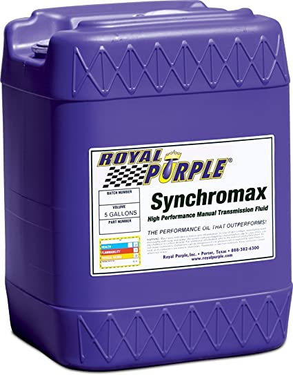 royal purple manual gear oil