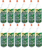 Beacon Gem-Tac Permanent Adhesive, 4-Ounce Bottle, 12-Pack