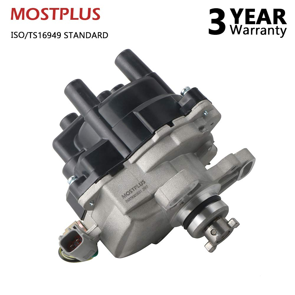 MOSTPLUS New Ignition Distributor for Nissan Altima Replaces 22100-9E001 HL