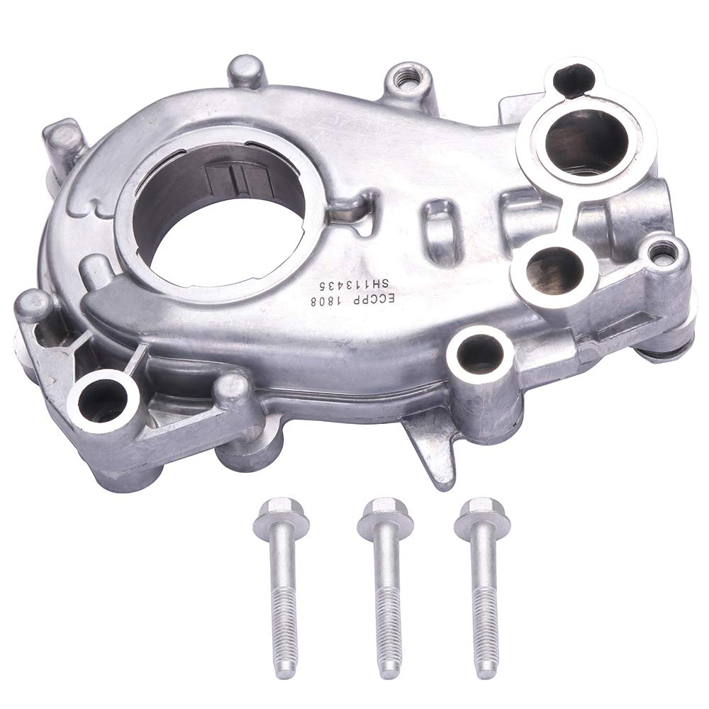 2004-2016 Cadillac 2007-2016 GMC 2007-2010 Saturn 2009-2010 Suzuki Compatible for M353 Pump 2006-2011 Saab 2007-2009 Pontiac 2008-2016 Chevrolet ECCPP Engine Oil Pump Fit for 2004-2016 Buick